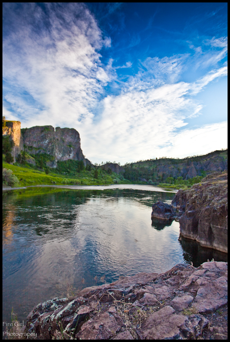 Mountain Palace, Missouri River, Montana.
