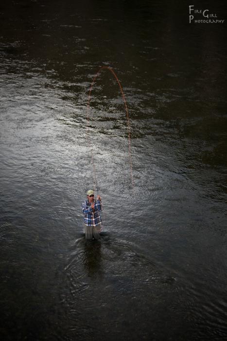 High summer on the Missouri. Angler: Zack Williams.