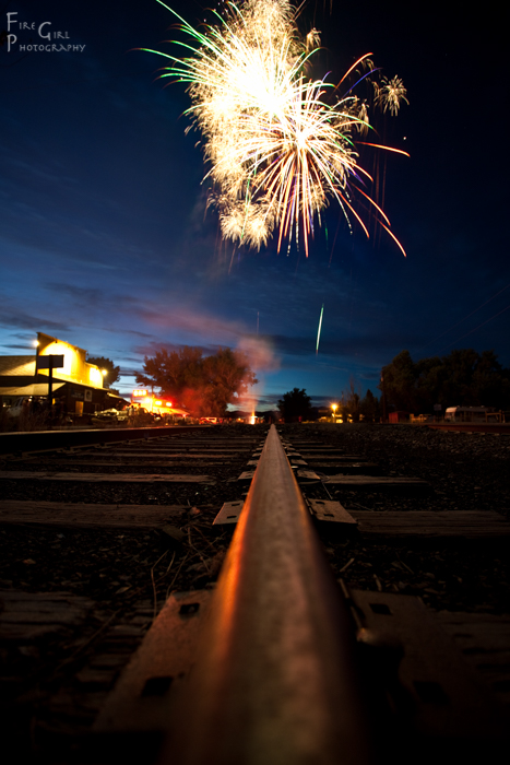 Fourth of July. Craig, Montana.