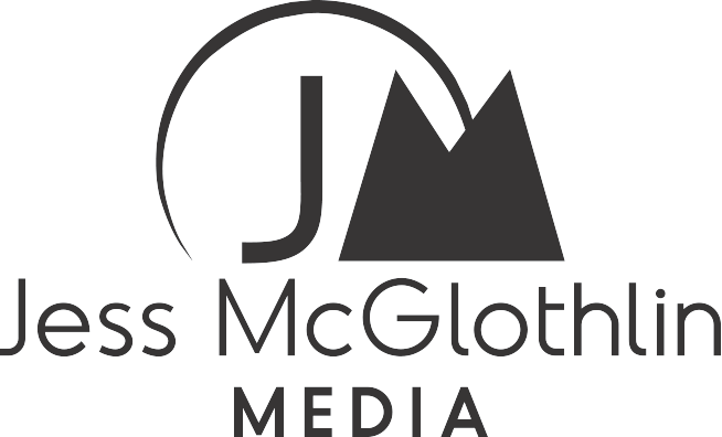 Jess McGlothlin Media logo